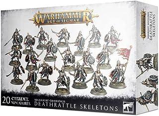 Warhammer AoS - Soulblight Gravelords Deathrattle Skeletons