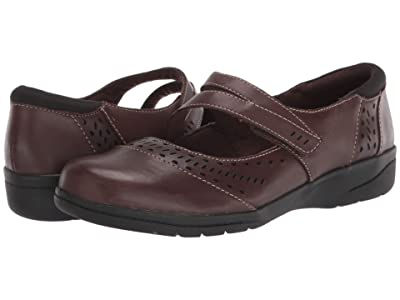 Clarks Cheyn Lola (Dark Brown Leather) Women