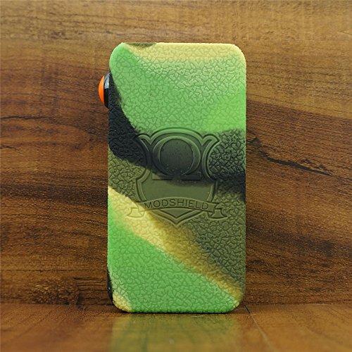 ModShield for HexOhm 3.0 V3 180W Craving Vapor Silicone Case ByJojo Sleeve Cover Wrap Skin (Camo)