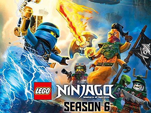 レゴ ニンジャゴー シーズン6 (天空の海賊編)