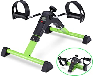 TODO Pedal Exercise Bike for Arm and Leg Light Exercise