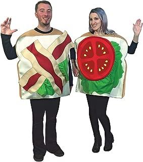 bacon lettuce tomato halloween costume