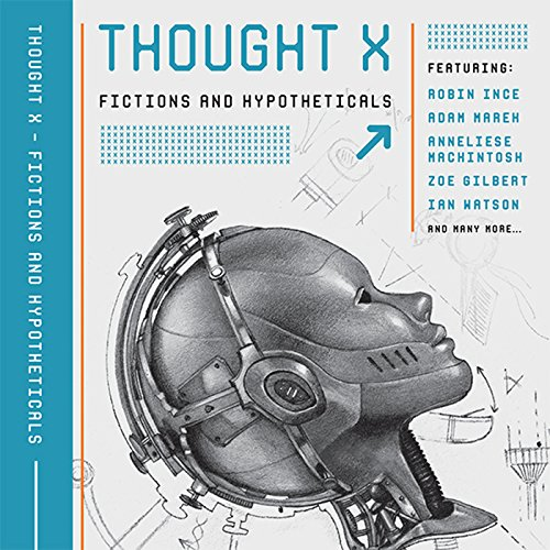 Thought X audiobook cover art