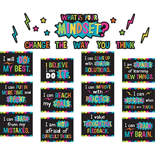 Teacher Created Resources What is Your Mindset? Bulletin Board (TCR8882) Photo #3