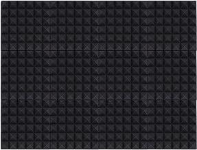 Festnight Esponja Absorbente Acústica, 12 Piezas Estudio de Grabación Rombos Paneles Aaislamiento de Sonido Espuma Insonorizada 30x30cm