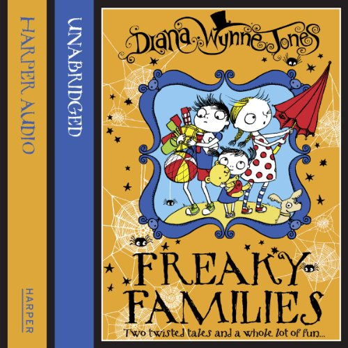 Freaky Families cover art