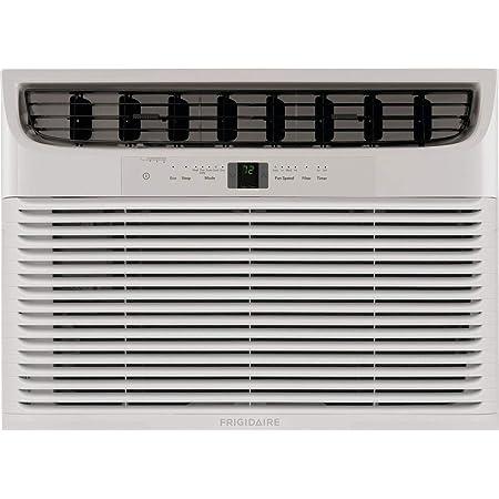 Frigidaire FHWE182WA2 Window Air Conditioner, 18000 BTU, White