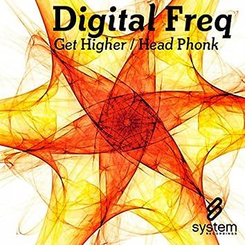 Get Higher / Head Phonk - EP