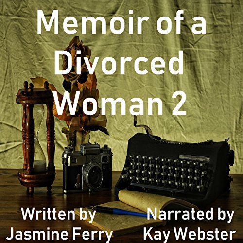 Memoir of a Divorced Woman 2 audiobook cover art