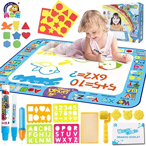 Toys Gifts for 3-10 Year Old Boys Magic Large-scale sale Max 61% OFF Doodle Girls 4 Aqua Mat