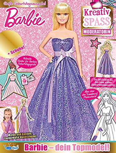 Barbie KreativSPASS Magazin Nr.22/2019 - Moderatorin