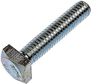 PT A307 Grade A Square Head Bolt Zinc Cr+3 60//Bulk Pkg. 3//4 inch-10x7 inch