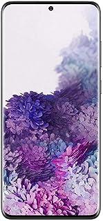 Samsung SM-G986BZKAXSA Galaxy S20+ 5G 128GB Smartphone, Cosmic Black (Renewed)