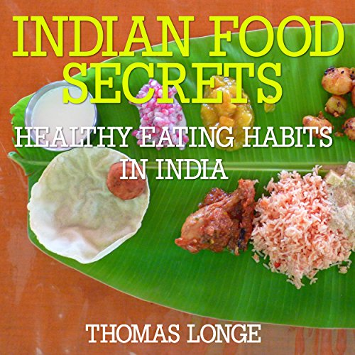 Indian Food Secrets audiobook cover art