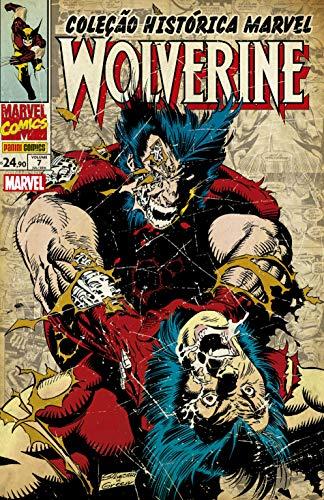 Coleção Histórica Marvel: Wolverine v. 7