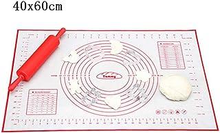 Antihaft Silikon Backmatte Knetteigmatte Backen Rolling Pastry Mat Backformen Liner Pads Kochutensilien