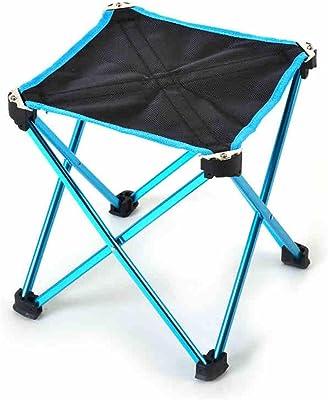 Amazon.com: LXJYMXCreative Silla de salón plegable portátil ...