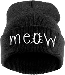 Winter Hats for Women CrazyOwl Soft Winter Beanies for Women Watch Cap Knit Wool Hat for Winter Fall