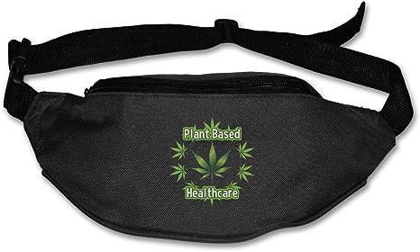 Pot Leaf Cannabis Fanny Pack