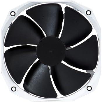 Phanteks PH-F140HP_BK2 Processeur Ventilateur ventilateur, refroidisseur et radiateur - Ventilateurs, refoidisseurs et radiateurs (Processeur, Ventilateur, 14 cm, 500 tr/min, 1600 tr/min, 25 dB)