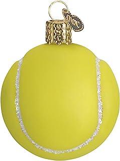 Tennis Player Ornament