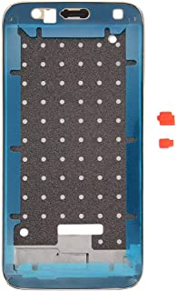 YuanGH YuanGH For Huawei G8 Front Housing LCD Frame Bezel Plate(Black) Repair Parts (Color : Gold)
