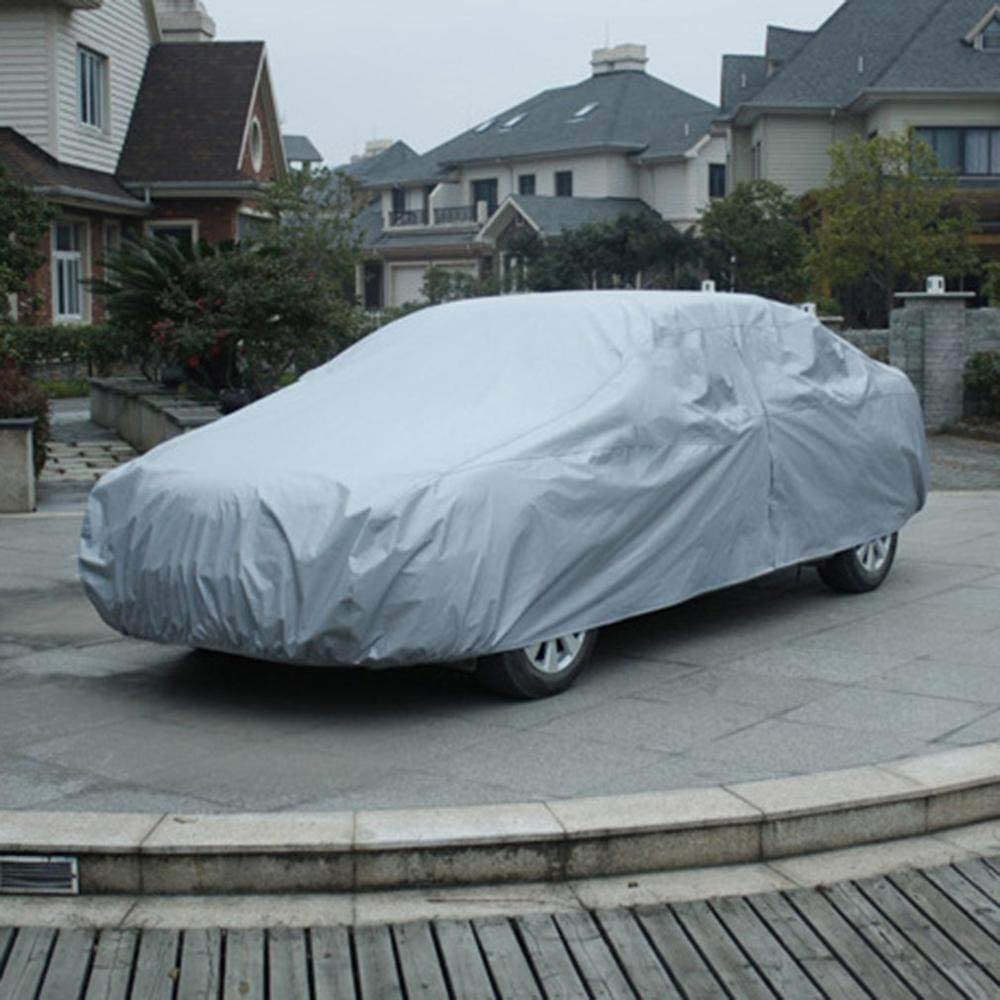 HSIYE Car Dust Cover Universal Cove Max 48% OFF price UV Full Covers Protector