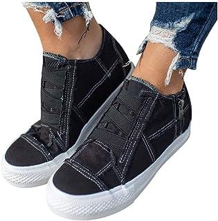 95sCloud – Zapatillas de goma para mujer, para el tiempo libre, deporte, entrenamiento, para verano, deporte, para niña, f...