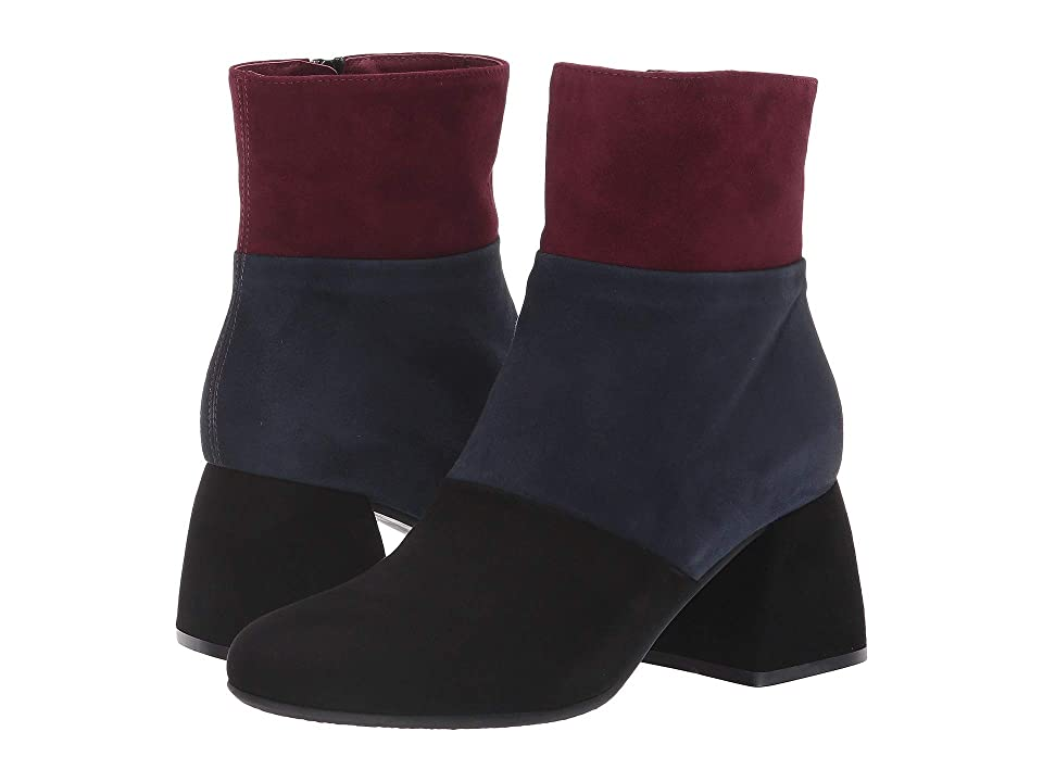 Cordani Vernon (Color Block Suede) Women