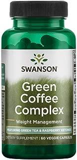 Best green coffee complex with green tea & raspberry ketones Reviews