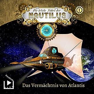 Das Vermächtnis von Atlantis (Die letzte Fahrt der Nautilus 1) Titelbild