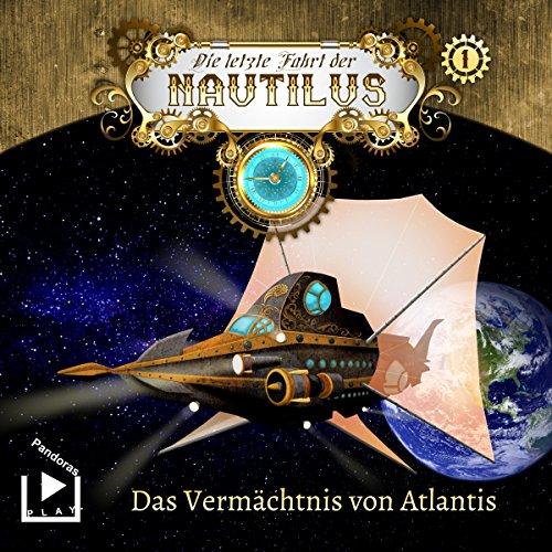 Das Vermächtnis von Atlantis Titelbild