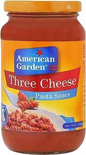 American Garden Three Cheese Pasta Sauce, 397 g