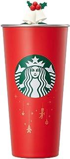海外限定 スタバ ホリデーサイレンステンレスタンブラー Starbucks SS Holiday Siren Togo Tumbler 473ml [並行輸入品] (Holiday Siren)
