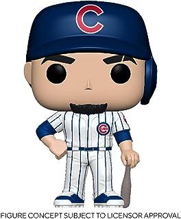 Funko Pop! MLB: Cachorros - Javier Báez (Uniforme Inicial)