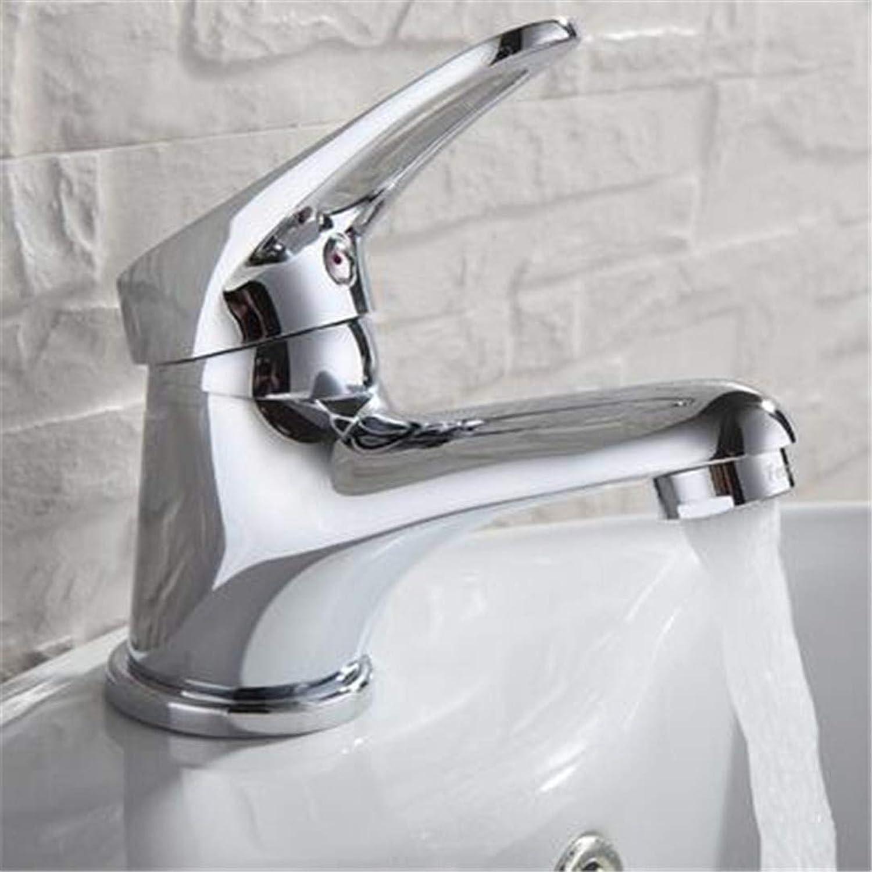 Faucets Basin Mixer Mini Stylish Elegant Bathroom Brass Vessel Sink Water Tap Mixer Chrome Finish