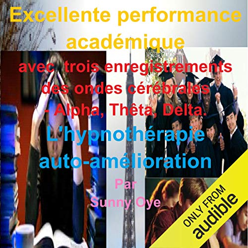 Excellente performance académique cover art