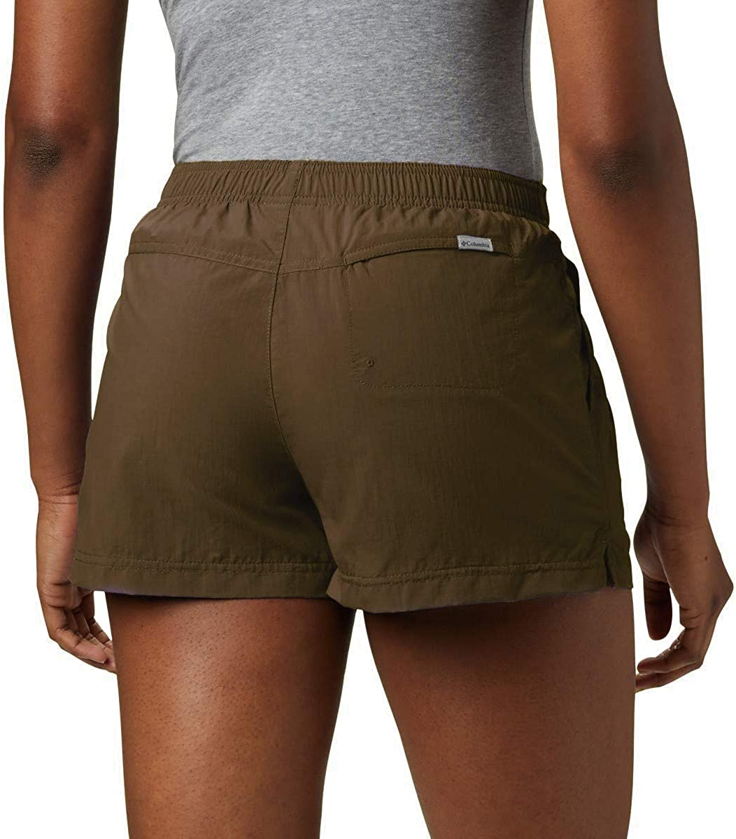 Columbia Women's Sandy River Short, Breathable, Sun Protection