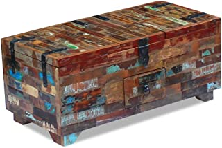 Best square wood trunk coffee table Reviews