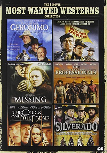 6-Movie Most Wanted Westerns : G...