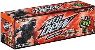 Mountain Dew Game Fuel Citrus Cherry