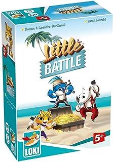 LOKI Little Battle Kinderspiel, bunt