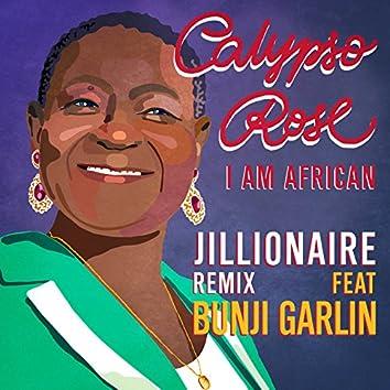 I Am African (feat. Bunji Garlin) [Jillionaire Remix]