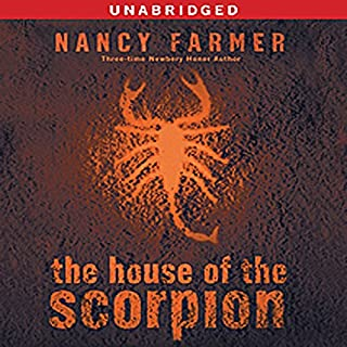 The House of the Scorpion cover art