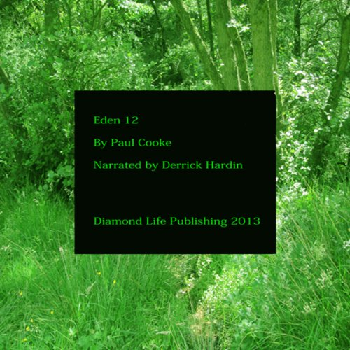 Eden 12 cover art