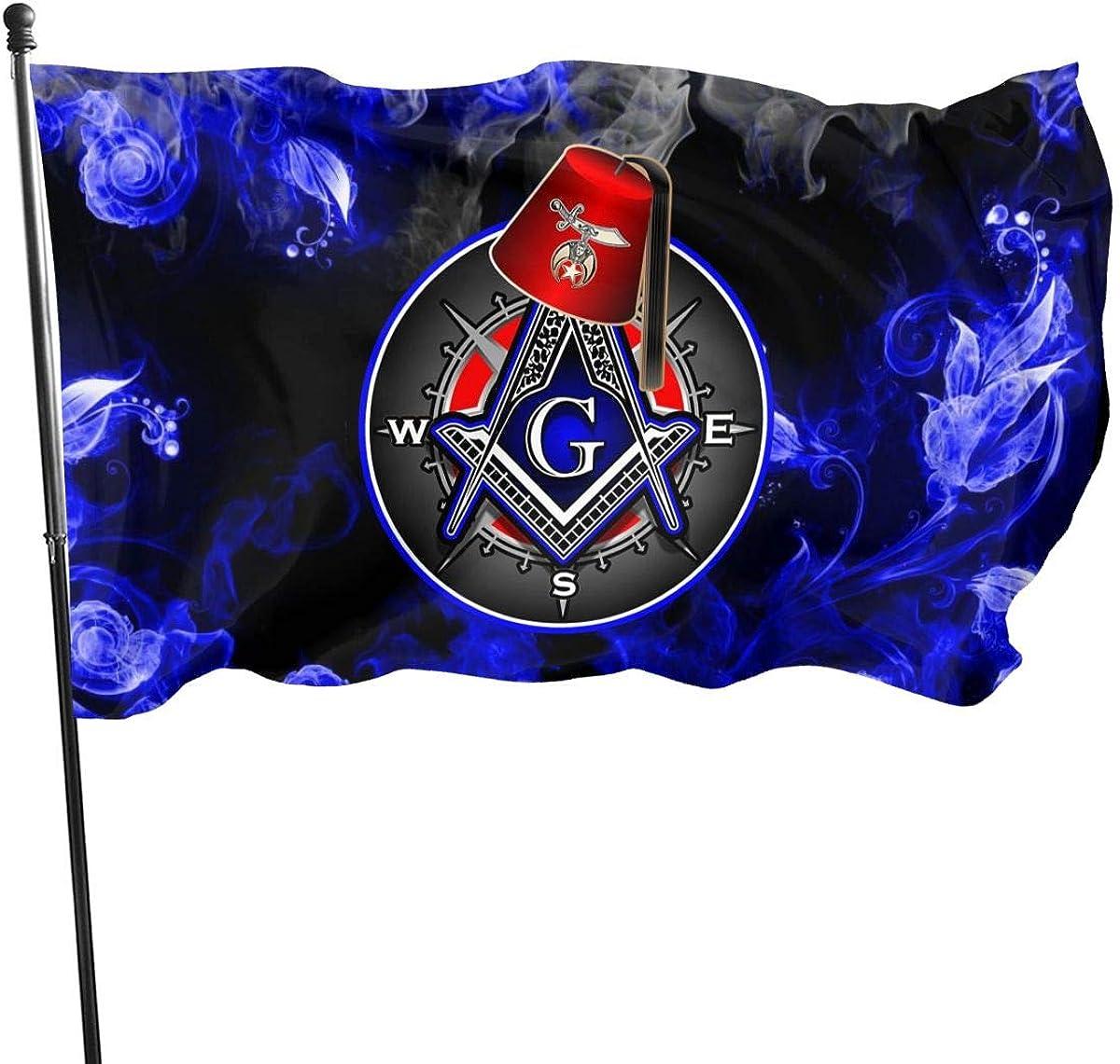 Freemason Shriner Ranking TOP8 3x5 FT American Banner Selling Outdoor B Flag Family