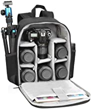 CADeN Camera Backpack Bag Professional for DSLR/SLR Mirrorless Camera Waterproof, Camera..