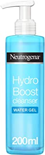 Neutrogena Cleansing Water Gel, Hydro Boost, Normal to Dry Skin, 200ml