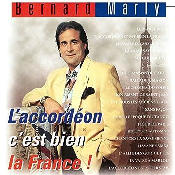 L'Accordéon c'est bien la France