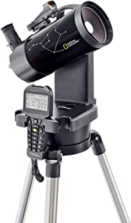 National Geographic 50-100x90 Maksutov-Cassegrain Goto Telescope